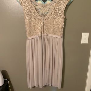 David's Bridal Dresses - Bridesmaid dress!
